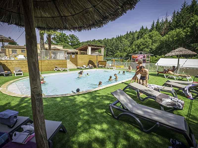 Camping Coeur Ardèche 3*