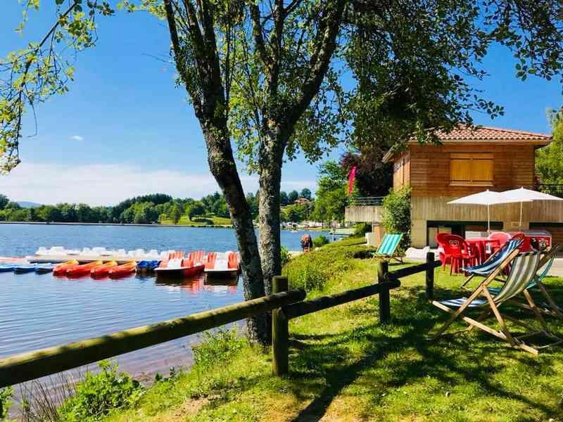 Camping Les Demeures du Lac 3*