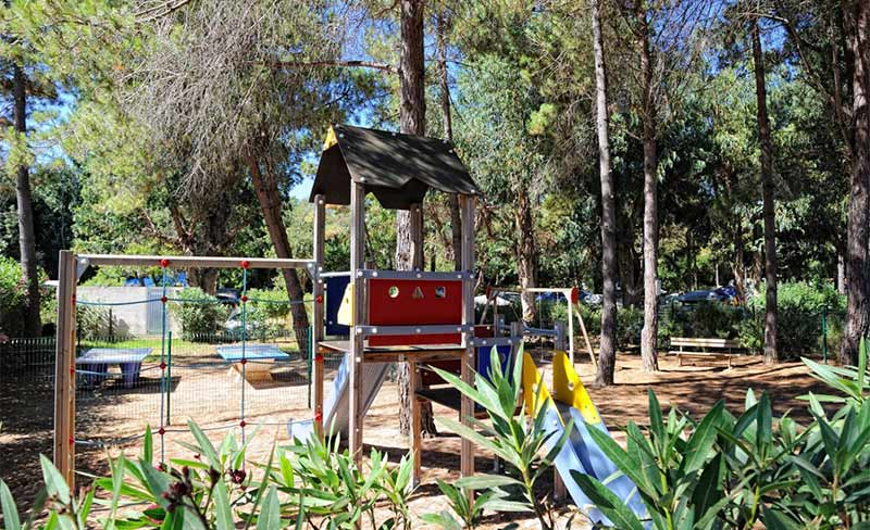 Camping Campo Di Liccia 3* - 3