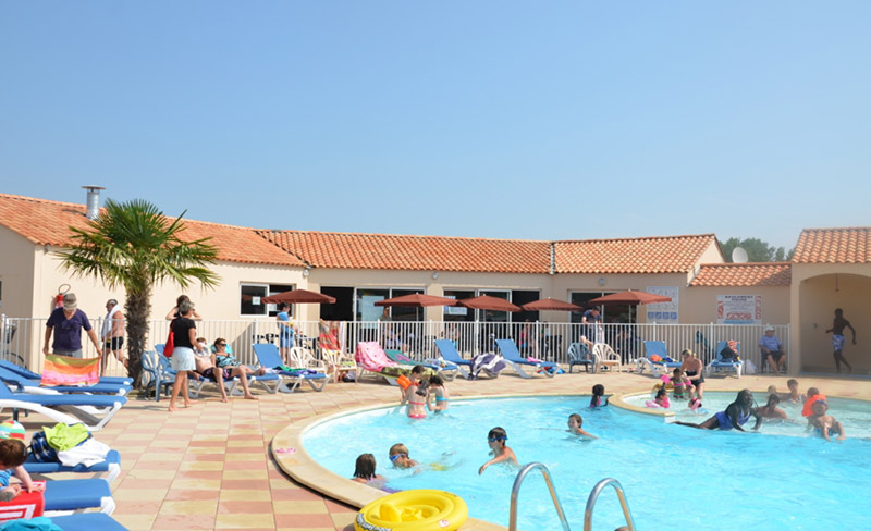 Alizes mistercamp for Piscine saint hilaire de riez