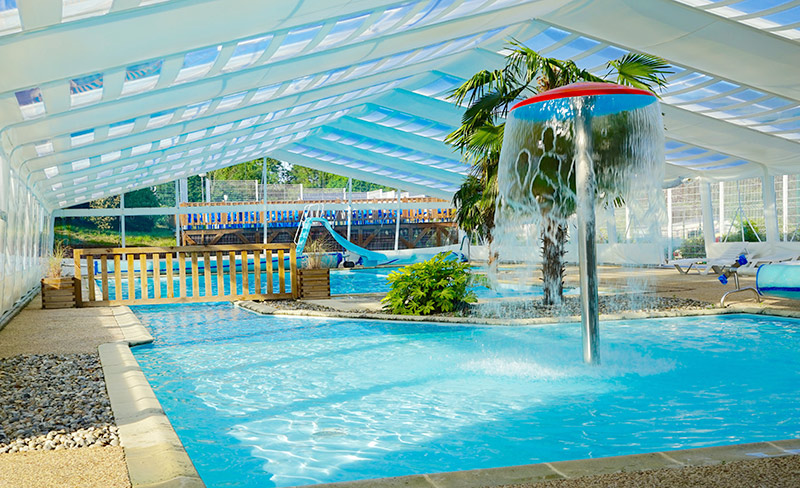 camping kilienne piscine couverte