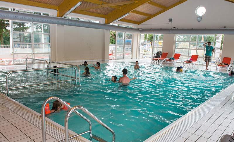 Camping trianon mobil home olonne sur mer 85340 for Camping st palais sur mer avec piscine couverte