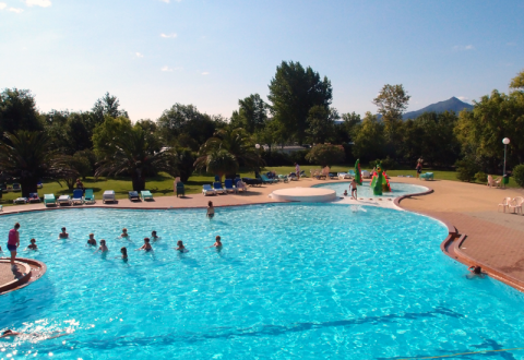 camping les marsouins-piscines