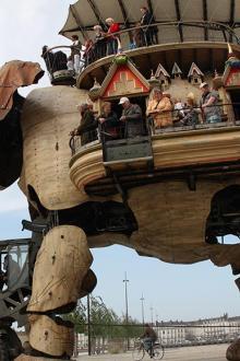 Loire-Atlantique-Nantes-l'elephant