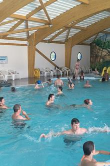 Camping Atlantique Vendee Piscine Couverte