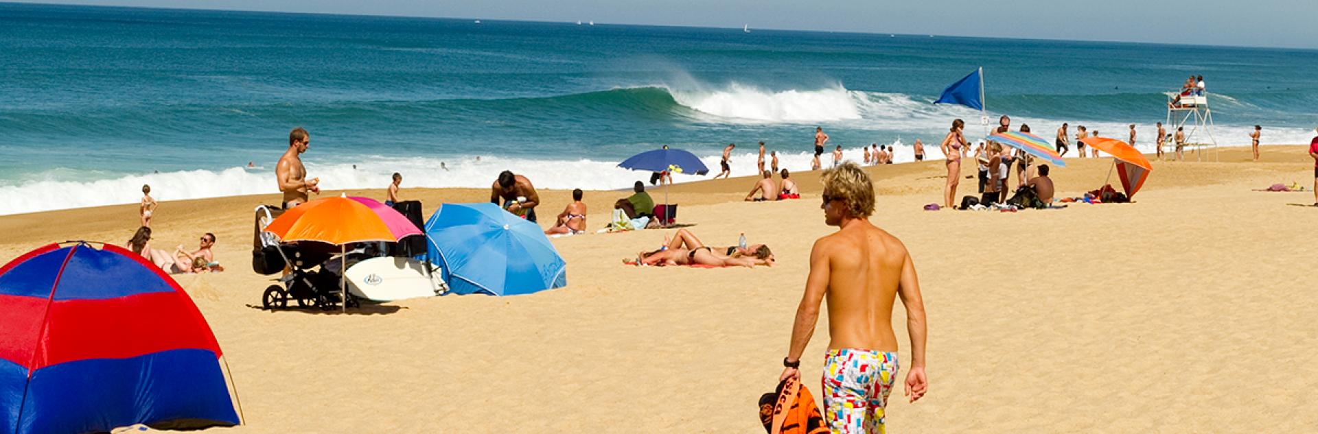 plage Labenne Ocean