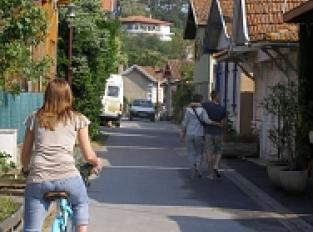 Village ostréicole de l'Herbe