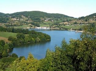 Lac du Causse Corrézien
