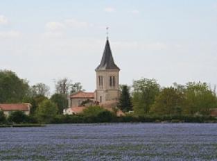 Le prieuré à Amuré