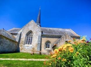 L'Eglise Saint-Cyr et Sainte-Julitte