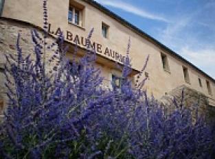 Auberge de la Baume auriol / Point de vue - panorama.