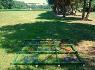 Les Jardins de Colette et son labyrinthe