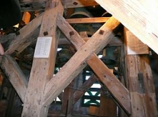 Le carillon de Taninges et collection d'harmoniums