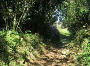 Le site de Kêr-d'an-Traoñ