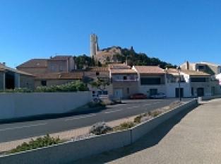 Le château et sa Tour Barberousse
