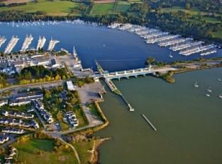 Le Panorama sur le Barrage et la Vilaine