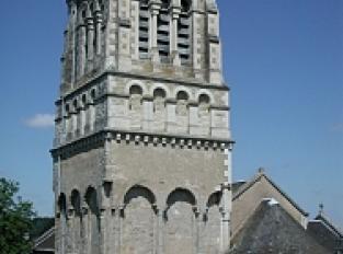 L'église Saint-Gervais-et-Saint-Protais