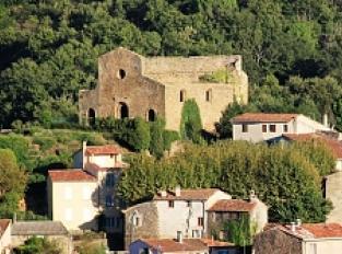 Ruines de l'église Saint-Pons
