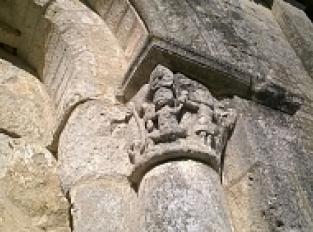 L'église romane de Saint-Georges