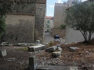 Le vieux cimetière