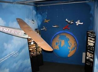 Musée America - Gold Beach