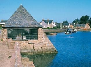 Pont de Ploumanac'h, le moulin à marée