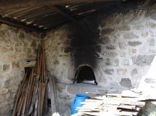 Hameau Le Pont et son four à pain