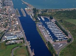 Port de Caen/Ouistreham - Port de plaisance de Ouistreham