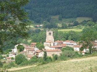 Village de St Just en Bas