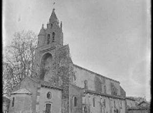Eglise Saint-Michel de Sabres