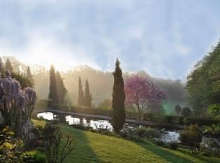 Les Jardins de Sardy, un jardin romantique en Dordogne