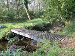 Le pont du moulin-neuf