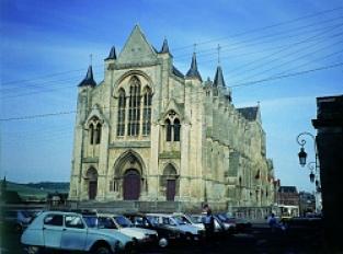 Collégiale Notre-Dame et Saint-Laurent O'Toole