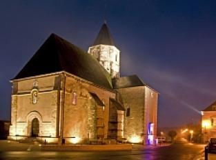 L'église Saint-Divitien