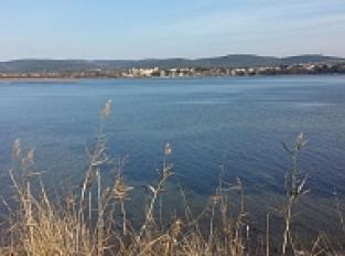 La Crique de l'Angle et Balarux-le-Vieux