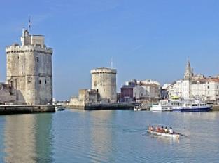 La Rochelle et son vieux port