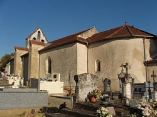 Eglise de Sainte-Gemme