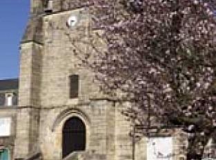 Eglise de Perpezac-le-blanc