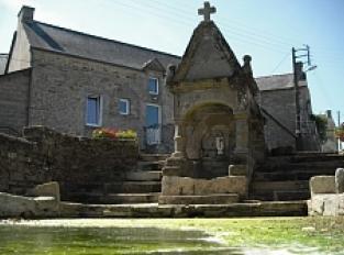 Fontaine lavoir Saint-Brieuc