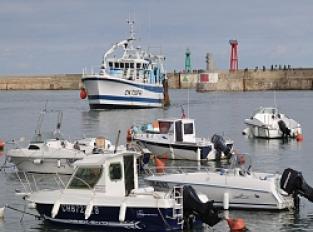Zone de mouillages de Port en Bessin