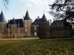 château de Beaupuy (privé ne se visite pas )