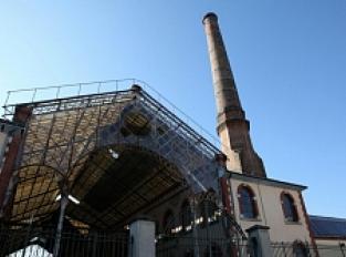 Verrière de l'usine pensionnat  Girodon