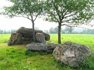Le Dolmen de Rangliac