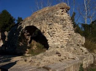 Aqueduc romain du Vallon des Arcs et Meunerie romaine