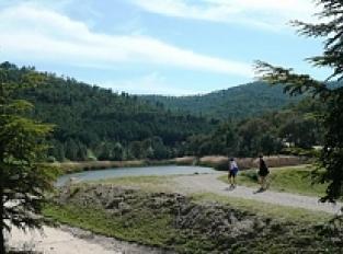 Lac de Camps Bourjas