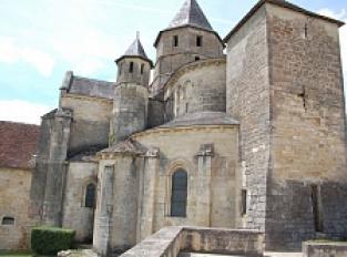 Eglise romane de Saint-Robert