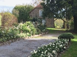Jardins médiévaux du Château de Momas