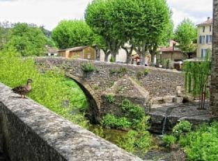 Pont Raoul Calvi, dit Pont Vieux