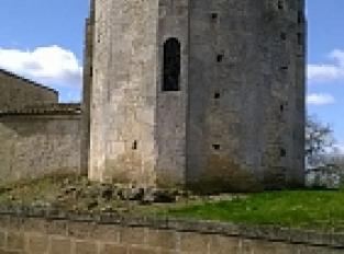 L'ancienne abbaye de Cornemps