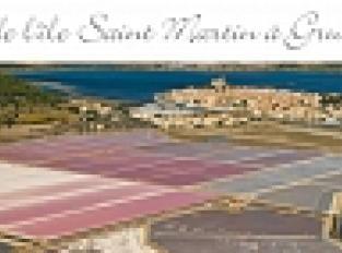 Le Salin de l'île Saint Martin à Gruissan
